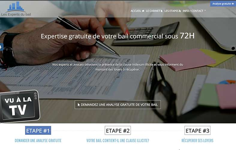 Les experts du bail